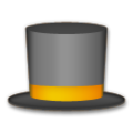 Top Hat on LG G5