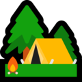 Camping on Microsoft Windows 10 October 2018 Update