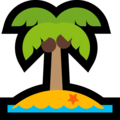 Desert Island on Microsoft Windows 10 October 2018 Update