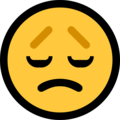 Disappointed Face on Microsoft Windows 10 October 2018 Update