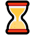 Hourglass Done on Microsoft Windows 10 October 2018 Update