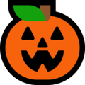 Jack-O-Lantern on Microsoft Windows 10 October 2018 Update