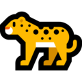 Leopard on Microsoft Windows 10 October 2018 Update