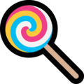 Lollipop on Microsoft Windows 10 October 2018 Update