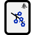 Mahjong Tile Spring on Microsoft Windows 10 October 2018 Update