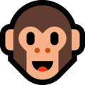 Monkey Face on Microsoft Windows 10 October 2018 Update