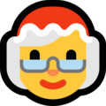 Mrs. Claus on Microsoft Windows 10 October 2018 Update