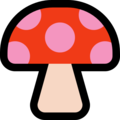 Mushroom on Microsoft Windows 10 October 2018 Update