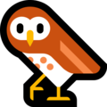 Owl on Microsoft Windows 10 October 2018 Update