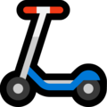 Kick Scooter on Microsoft Windows 10 October 2018 Update