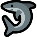 Shark on Microsoft Windows 10 October 2018 Update