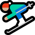 Skier, Type-3 on Microsoft Windows 10 October 2018 Update