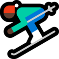 Skier, Type-6 on Microsoft Windows 10 October 2018 Update