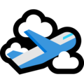 Airplane Departure on Microsoft Windows 10 May 2019 Update