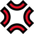 Anger Symbol on Microsoft Windows 10 May 2019 Update