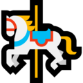 Carousel Horse on Microsoft Windows 10 May 2019 Update
