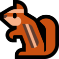 Chipmunk on Microsoft Windows 10 May 2019 Update