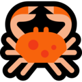 Crab on Microsoft Windows 10 May 2019 Update