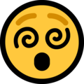Dizzy Face on Microsoft Windows 10 May 2019 Update