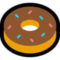 Doughnut on Microsoft Windows 10 May 2019 Update