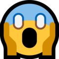 Face Screaming in Fear on Microsoft Windows 10 May 2019 Update