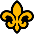 Fleur-de-lis on Microsoft Windows 10 May 2019 Update