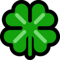 Four Leaf Clover on Microsoft Windows 10 May 2019 Update
