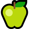 Green Apple on Microsoft Windows 10 May 2019 Update