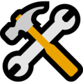 Hammer and Wrench on Microsoft Windows 10 May 2019 Update
