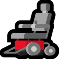 Motorized Wheelchair on Microsoft Windows 10 May 2019 Update