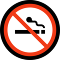 No Smoking on Microsoft Windows 10 May 2019 Update