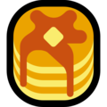Pancakes on Microsoft Windows 10 May 2019 Update