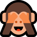See-No-Evil Monkey on Microsoft Windows 10 May 2019 Update