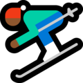 Skier, Type-5 on Microsoft Windows 10 May 2019 Update