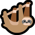 Sloth on Microsoft Windows 10 May 2019 Update