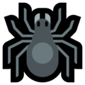 Spider on Microsoft Windows 10 May 2019 Update