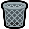 Wastebasket on Microsoft Windows 10 May 2019 Update