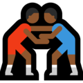 Wrestlers, Type-5 on Microsoft Windows 10 May 2019 Update