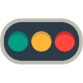 Horizontal Traffic Light on Mozilla Firefox OS 2.5