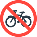 No Bicycles on Mozilla Firefox OS 2.5