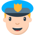 Police Officer on Mozilla Firefox OS 2.5