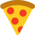 Pizza on Mozilla Firefox OS 2.5