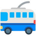 Trolleybus on Mozilla Firefox OS 2.5
