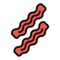 Bacon on OpenMoji 12.0