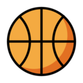 Basketball on OpenMoji 12.0