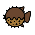 Blowfish on OpenMoji 12.0