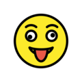Grimacing Face on OpenMoji 12.0