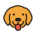 Dog Face on OpenMoji 12.3