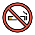 No Smoking on OpenMoji 12.3