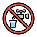 Non-Potable Water on OpenMoji 12.3